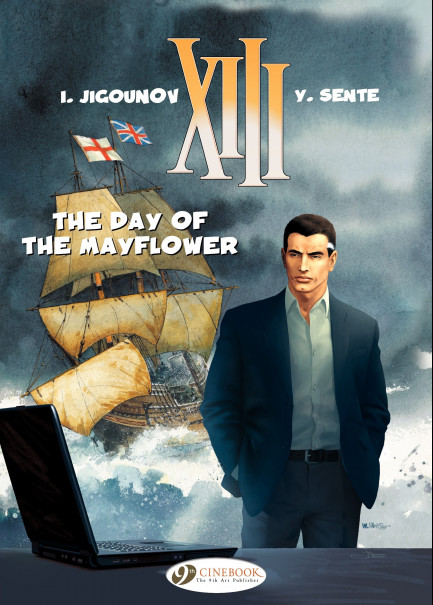 XIII The day of the Mayflower