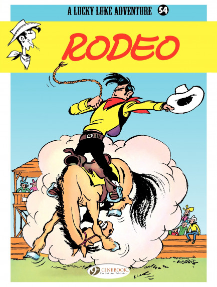 Lucky Luke Rodeo