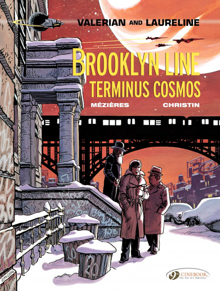 Valerian and Laureline Brooklyn Line, Terminus Cosmos