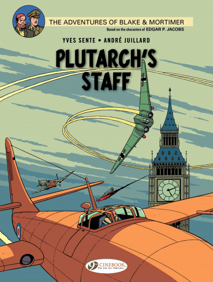 Blake & Mortimer Plutarch's Staff