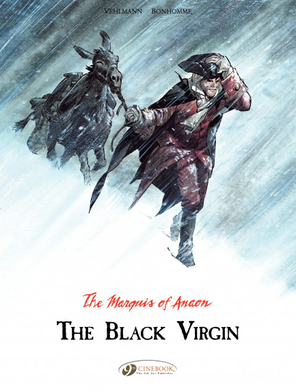 The Marquis of Anaon The Black Virgin