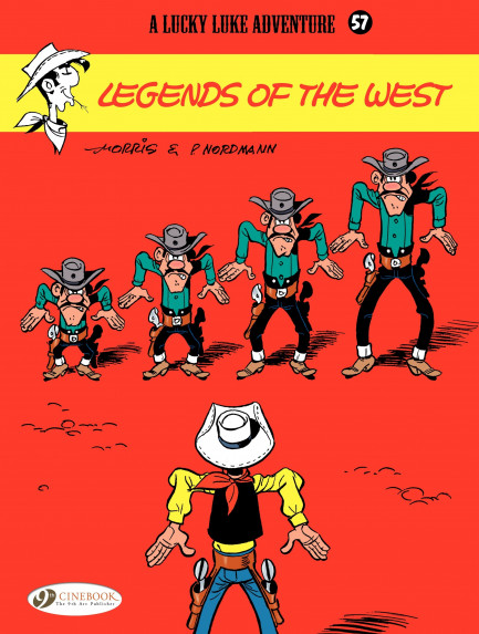 Lucky Luke Legends of the West
