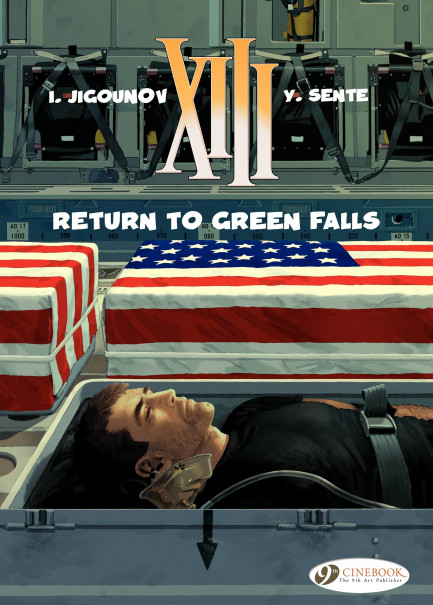 XIII Return to Green Falls