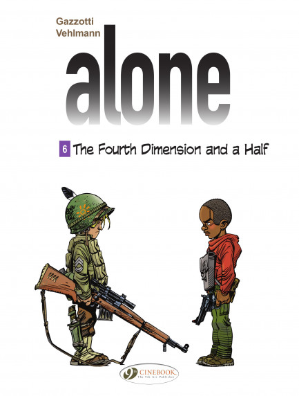 Alone The fourth dimension and a half
