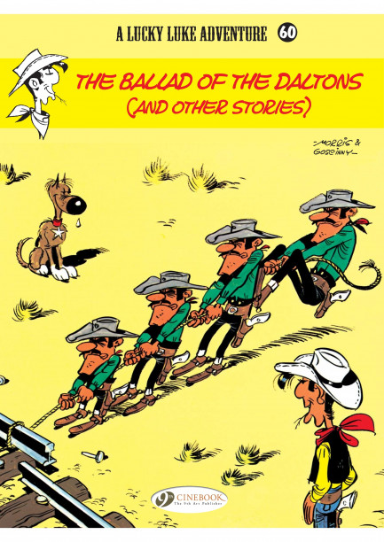 Lucky Luke The Ballad of the Daltons
