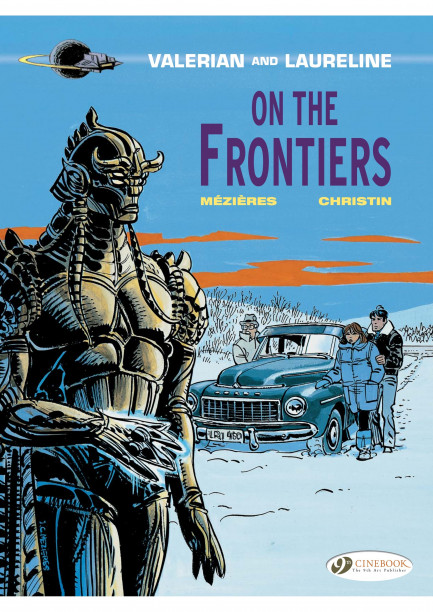Valerian and Laureline On the frontiers