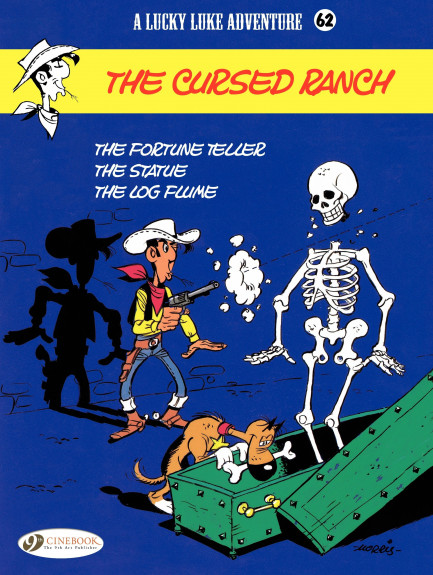 Lucky Luke The Cursed Ranch