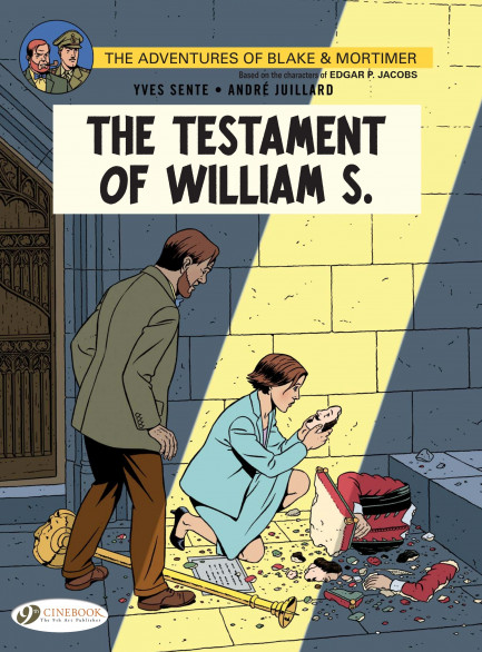 Blake & Mortimer The Testament of William S.