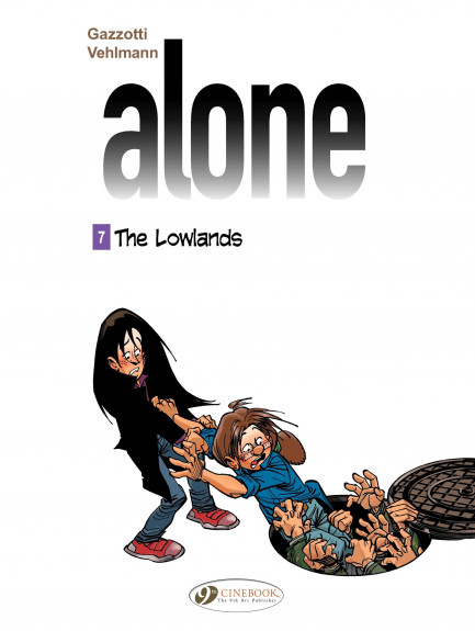 Alone The Lowlands