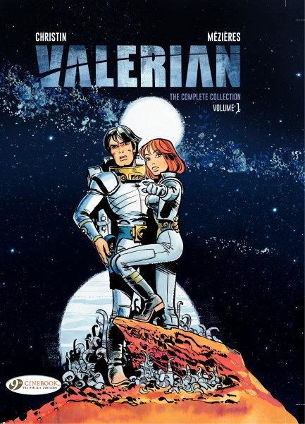 Valerian - The Complete Collection Valerian - The Complete Collection Vol.1
