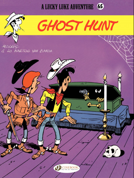 Lucky Luke Ghost Hunt