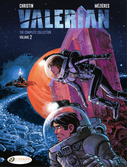 Valerian - The Complete Collection Valerian - The Complete Collection Vol.2