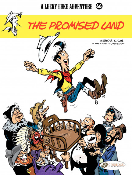 Lucky Luke The Promised Land