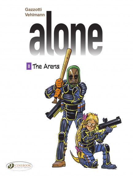 Alone The Arena