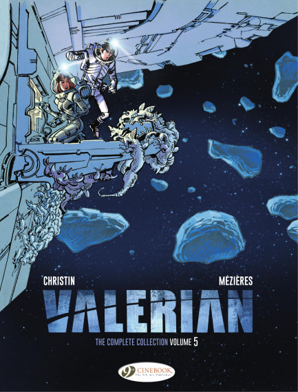 Valerian - The Complete Collection Valerian - The Complete Collection Vol.5