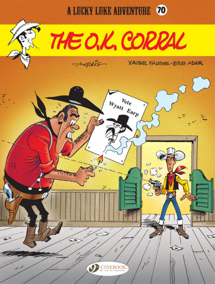 Lucky Luke O.K. Corral