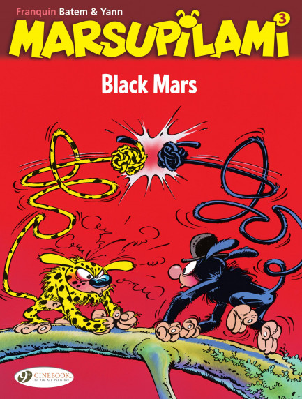 Marsupilami The Marsupilami 3 - Black Mars