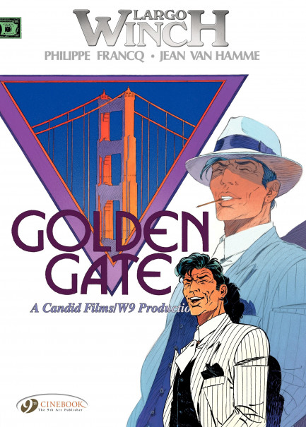 Largo Winch Golden Gate