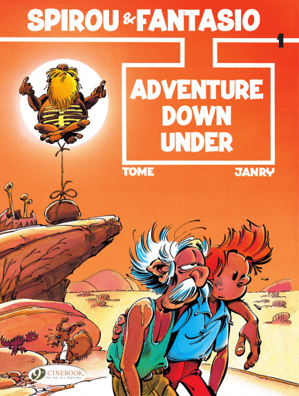 Spirou & Fantasio Adventure Down Under