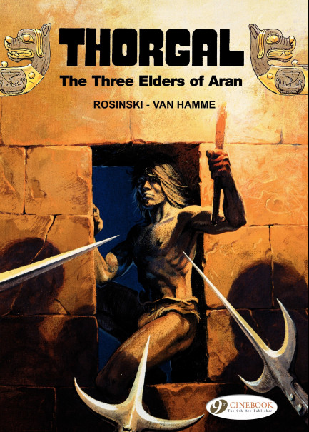 Thorgal The Three Elders of Aran