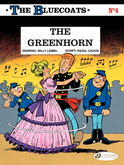 The Bluecoats The Greenhorn