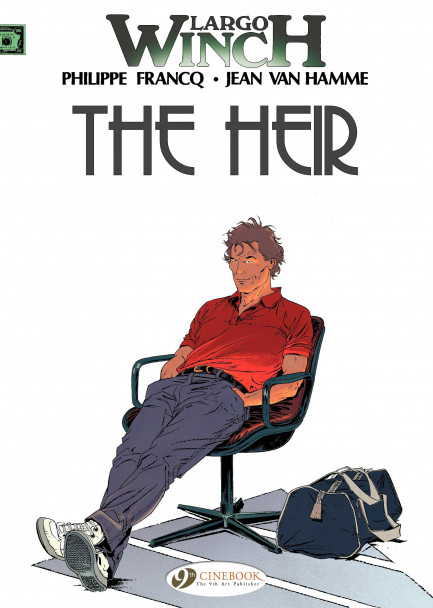 Largo Winch The Heir