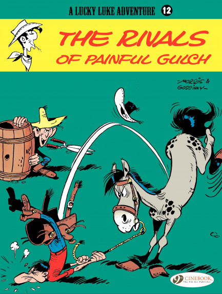 Lucky Luke The Rivals of Painful Gulch
