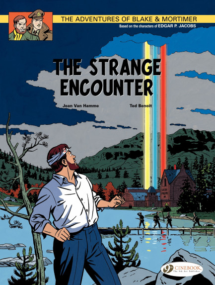 Blake & Mortimer The Strange Encounter