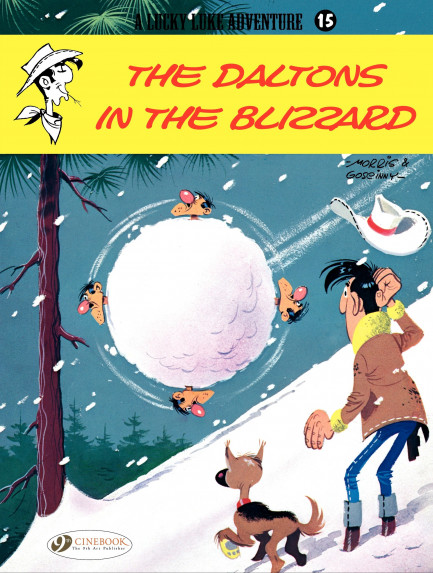 Lucky Luke The Daltons in the Blizzard