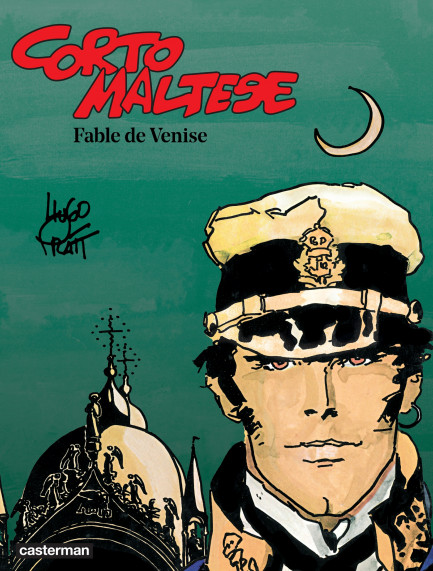 Corto Maltese (Edition couleur) Fable de Venise