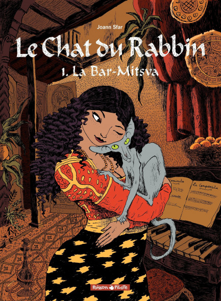 Le Chat du Rabbin La Bar-Mitsva