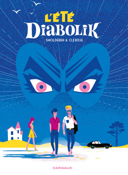 The Diabolik summer L'Été Diabolik