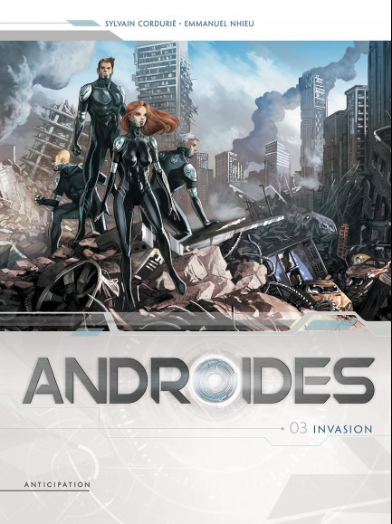 Androïdes  Invasion