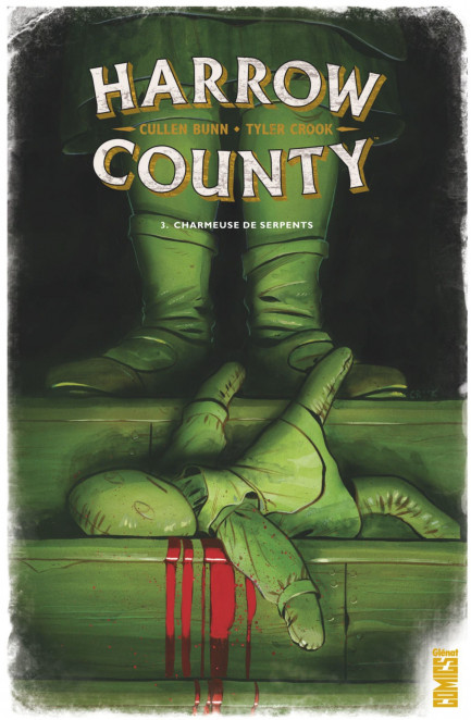 Harrow County  Charmeuse de serpents