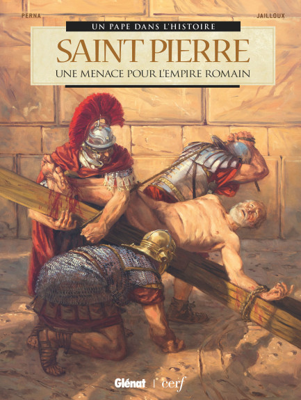 Saint Pierre : Une menace pour l'Empire romain Saint Pierre : Une menace pour l'Empire romain