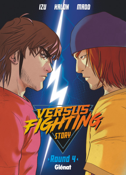 Versus fighting story Versus fighting story - Tome 04