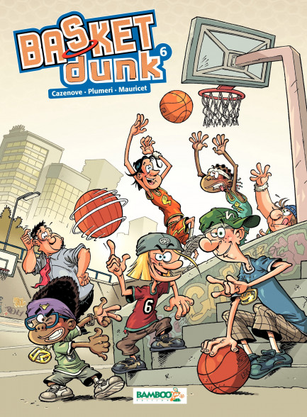 Basket Dunk tome 6
