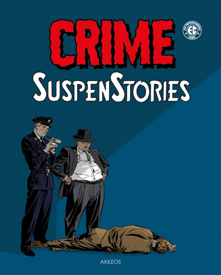 Crime Suspenstories Crime Suspenstories T1