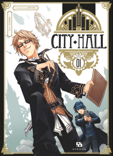 City Hall tome 1