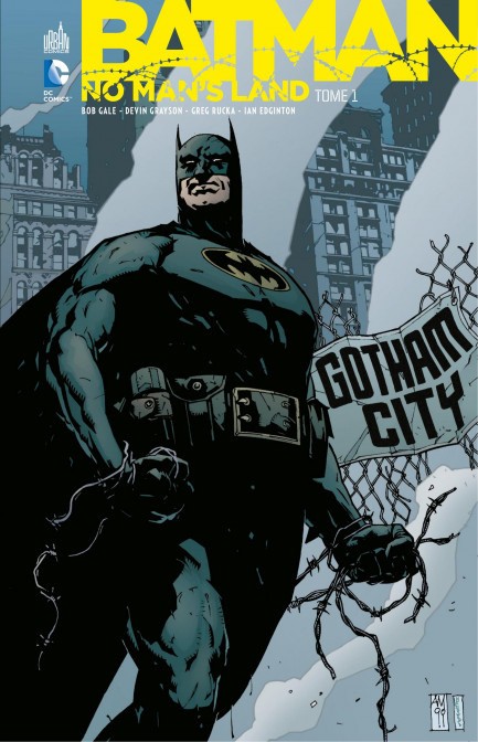 Batman - No Man's Land Tome 1