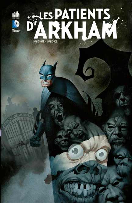 Batman - Les patients d'Arkham Intégrale