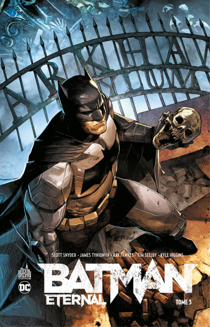Batman & Robin Eternal Tome 3