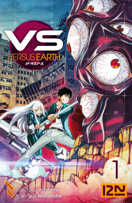 Versus Earth Versus Earth - tome 01