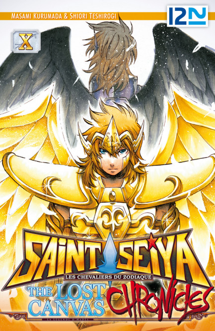 Saint seiya - The lost canvas - La légende d'Hadès - Chronicles Saint Seiya - Les Chevaliers du Zodiaque - The Lost Canvas - La Légende d'Hadès - Chronicles - tome 10