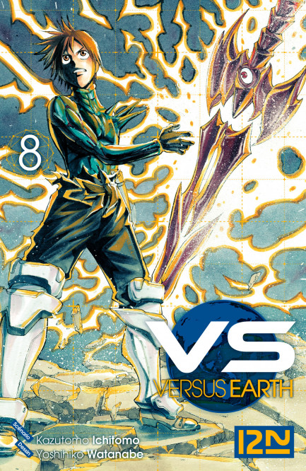 Versus Earth Versus Earth - tome 08