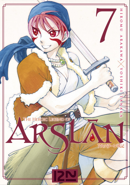 The Heroic Legend of Arslân The Heroic Legend of Arslân - tome 07