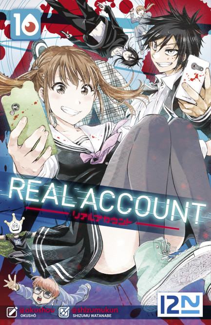 Real account Real Account - tome 10