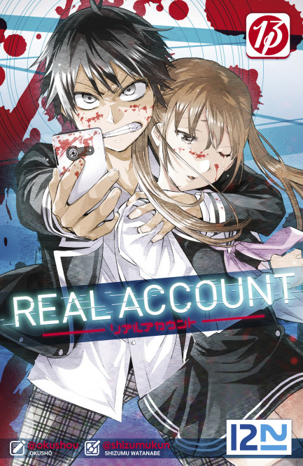 Real account Real Account - tome 13