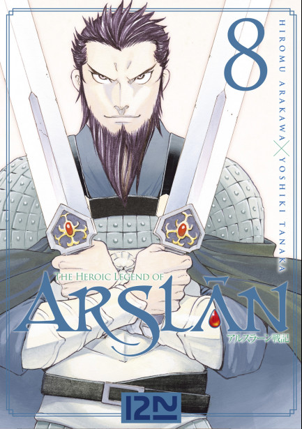 The Heroic Legend of Arslân The Heroic Legend of Arslân - tome 08