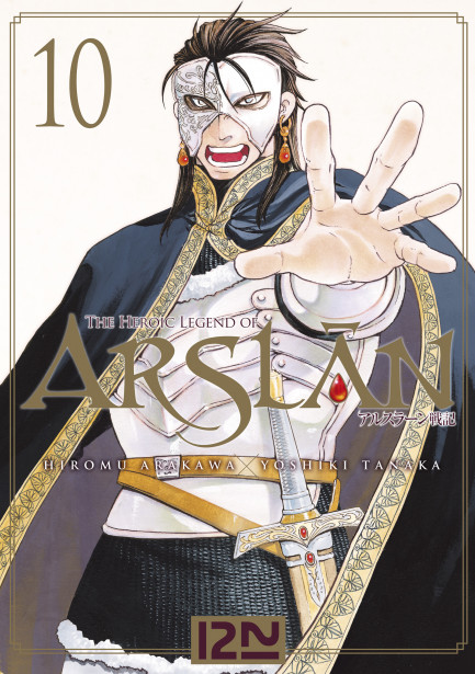 The Heroic Legend of Arslân The Heroic Legend of Arslân - tome 10
